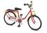 """Puky Z8 - Bicicleta para niños 18"""" - rojo"""